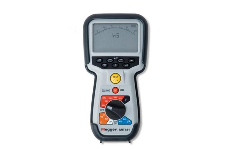 Fluke Megger 1587 User Manual