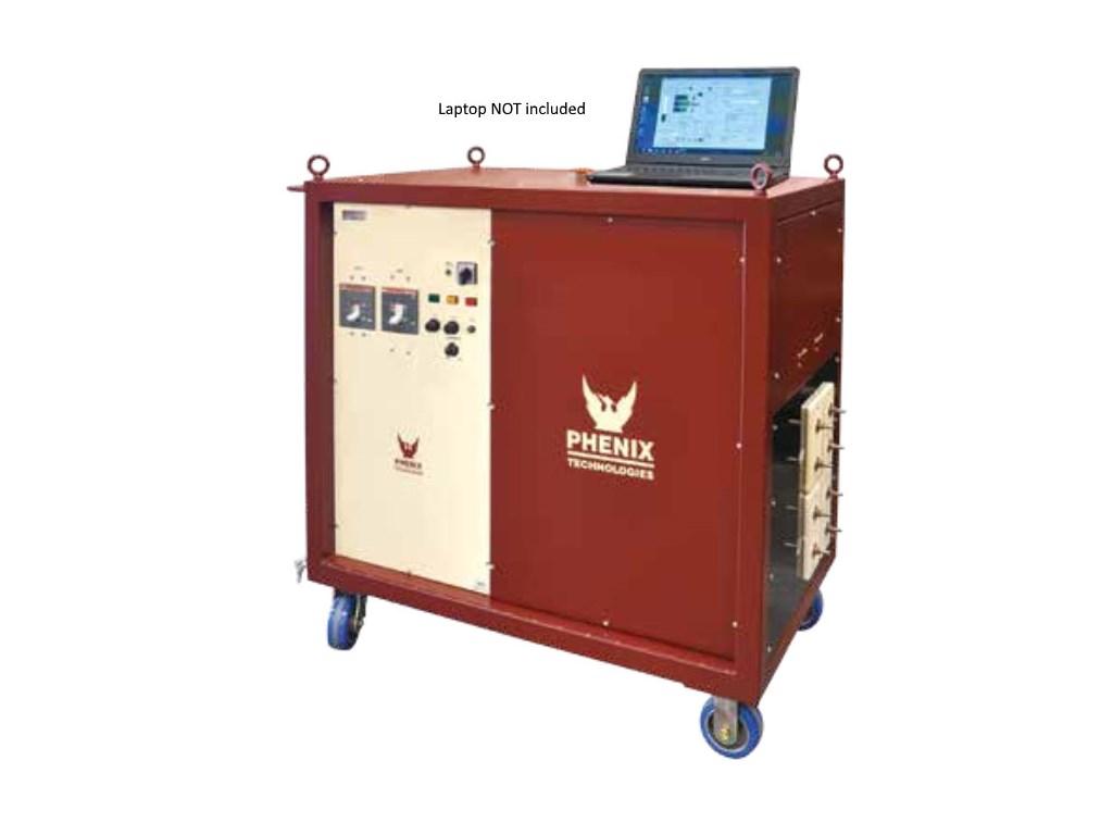 Phenix Hc40c Circuit Breaker Test Set Santronics Ac Dc Voltage Detectors Quickly For Energized Circuits Zoom
