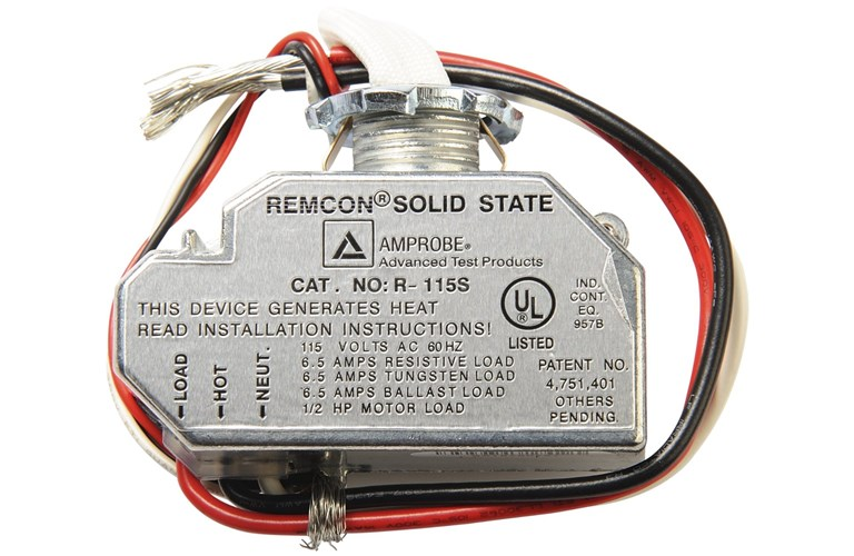 Remcon R115S Momentarytype Relay Switch TEquipmentNET