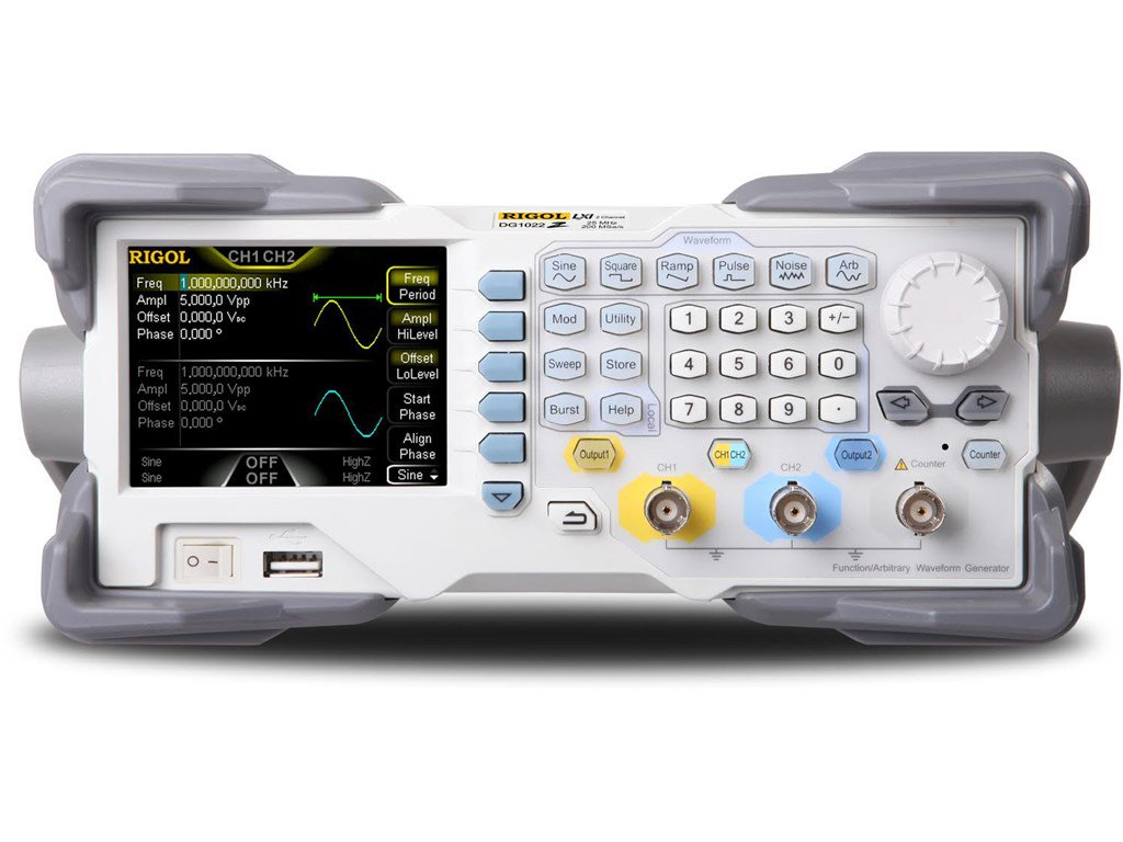 Rigol Dg1022z Arbitrary Function Generator 25 Mhz With Second Tone Burst Be Simple Is Try This Circuit Like Sure Because