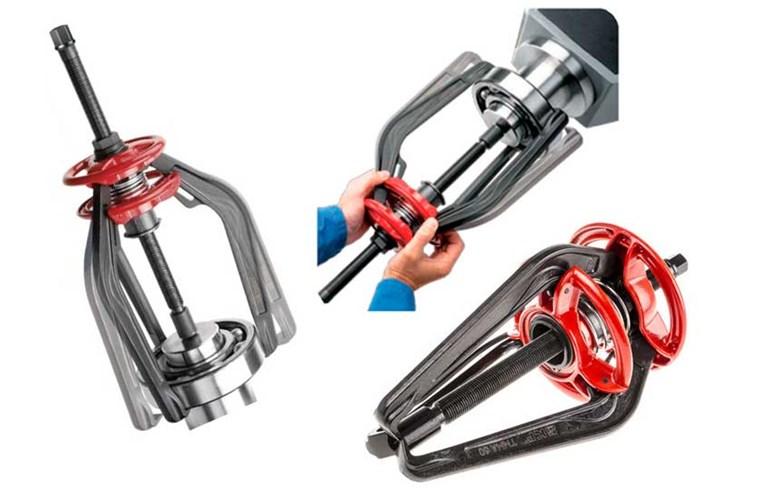 Skf Tmma Pullers : Skf tmma set mechanical jaw puller tequipment