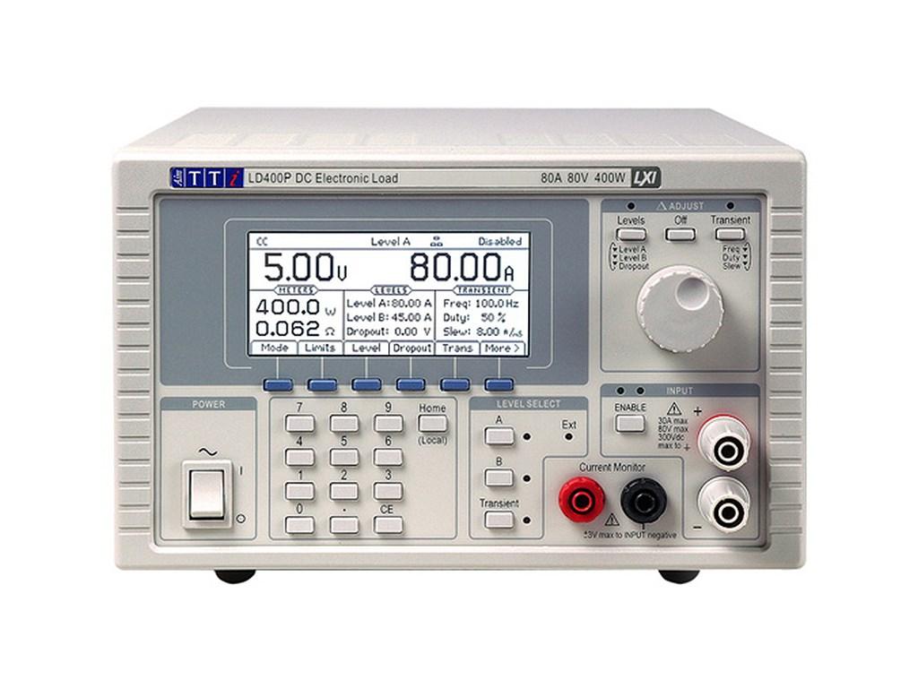 Tti Ld400p Dc 360w 80a 80v Electronic Load Usbrs232 Lan Lxigpib 610w Telephone Wall Socket Wiring