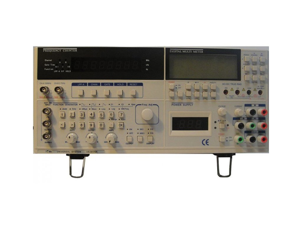 Unisource Us 9170a All In One Universal System Built Dds F G C 1hz To 1mhz Frequency Meter With Digital Display Zoom