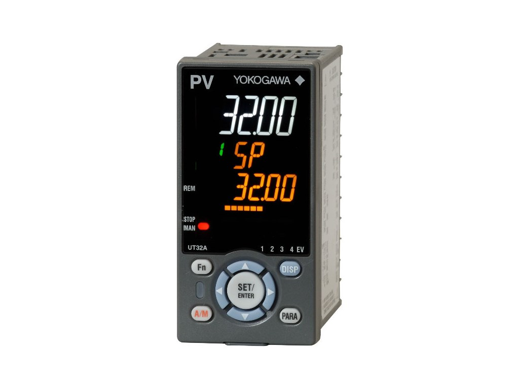 yokogawa ut32a digital indicating temperature controller rh tequipment net yokogawa ut35a controller user manual Yokogawa Single Loop Controller