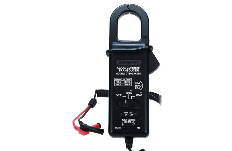 Clamp On Ammeter Dc : Amprobe acdc at digital ac dc clamp on ammeter