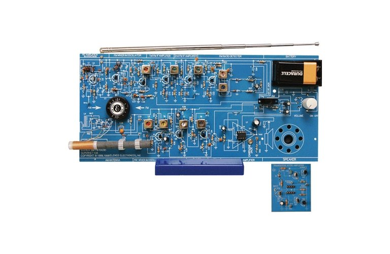 Elenco AM/FM-108K