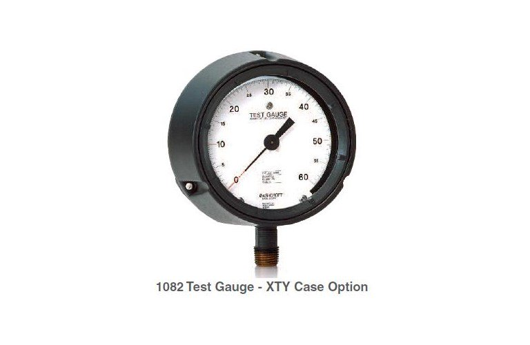 Ashcroft Compound Gauges : Ashcroft process pressure gauges type