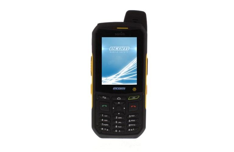 ecom Ex-Handy 209 Intrinsically Safe Smartphone / Featurephone