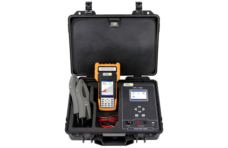 Ground Fault Locator : Eagle eye gfl ground fault locator tequipment