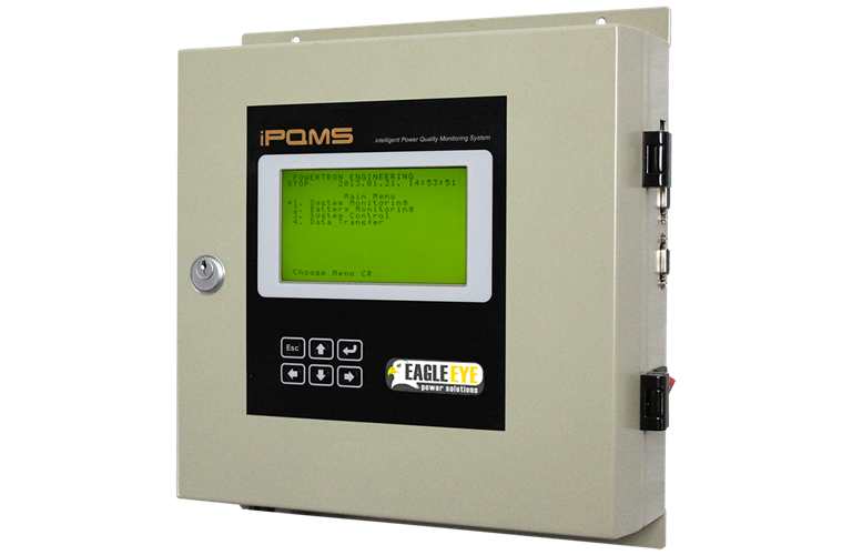 Battery Monitoring Equipment : Eagle eye ipqms c battery monitoring system