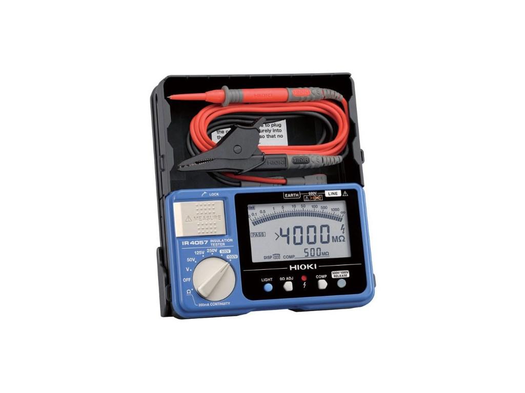 Hioki Ir4058 20 Digital Meg Ohm Meter Antenna Outdoor Pf Dgt 5000 Ir4057 Image 1