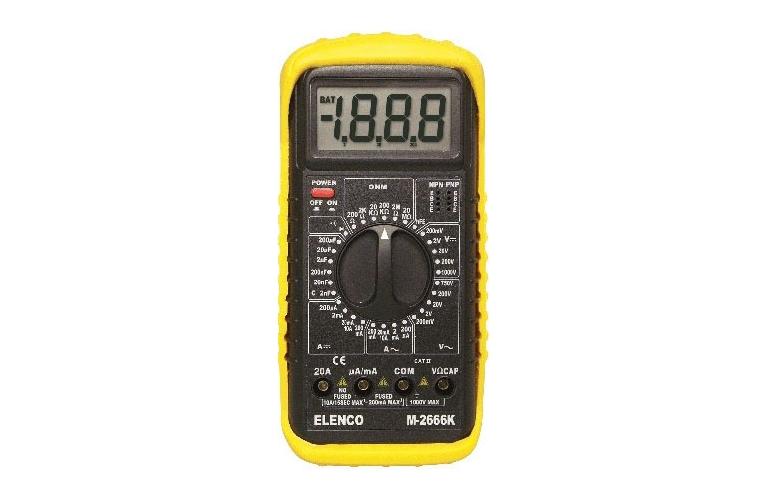 Elenco M-2666K