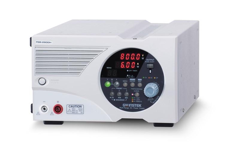 Instek Psb 2800h Multi Range Dc Power Supply Tequipment Net