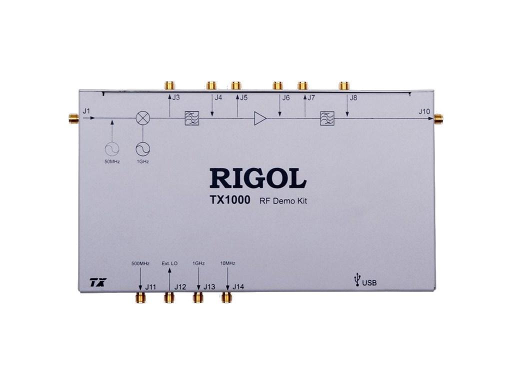 Rigol Tx1000 Rf Demo Kit Santronics Ac Dc Voltage Detectors Quickly Test For Energized Circuits
