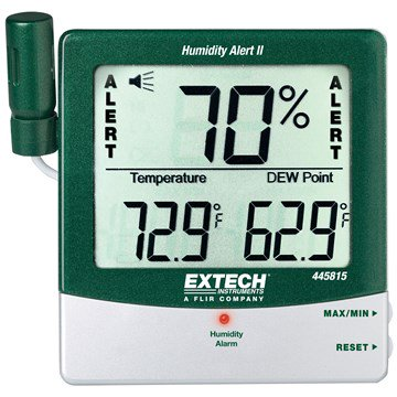 Extech 445815 Hygro-Thermometer with Dew Point
