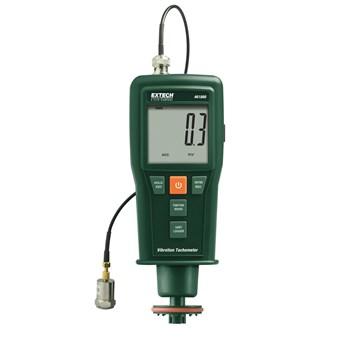 Extech 461880 Vibration Meter   Laser Combination Tachometer