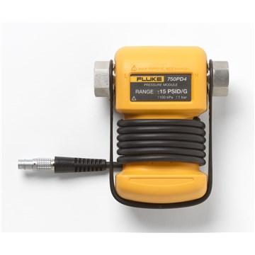 Fluke 750PD4 Dual Pressure Module -15 psi to 15 psi