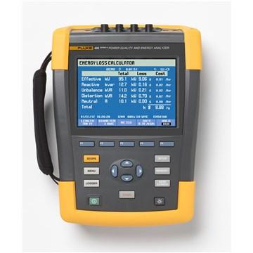 Fluke 435-II Three-Phase Power Quality and Energy Analyzer
