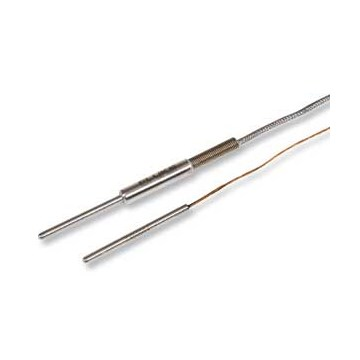 Fluke 5606-50-I Probe, Immersion PRT, 50 mm, -200 to 160 C