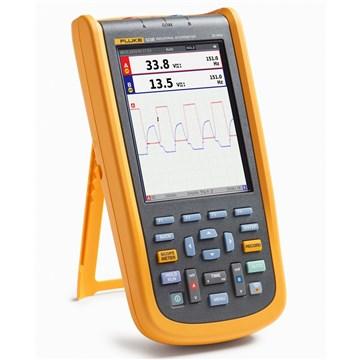Fluke 123B Industrial ScopeMeter Handheld Oscilloscope