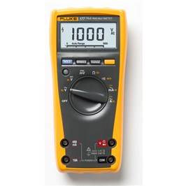 Fluke 177 Handheld Multimeter with NIST Calibration
