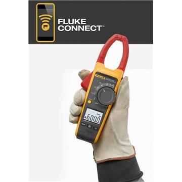 Fluke 375 FC 600A AC/DC TRMS Wireless Clamp Meter