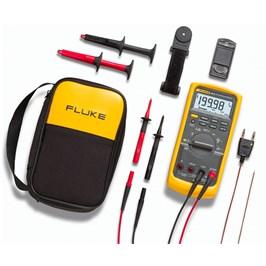 Fluke 87-5/E2 Industrial True RMS Multimeter Combo Kit
