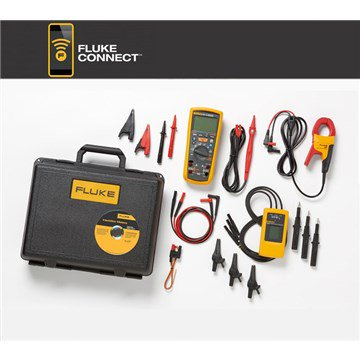 Fluke 1587/MDT FC 2-IN-1 Advanced Motor & Drive Troubleshooting Kit with 9040, I400