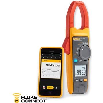 Fluke 376 FC 1000A AC/DC True-rms Wireless Clamp Meter with iFlex
