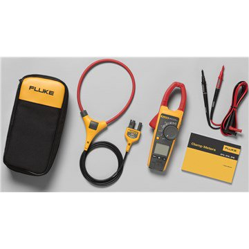 Fluke 376 True-RMS AC/DC Clamp Meter with iFlex Kits