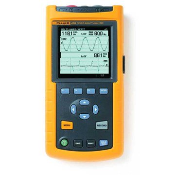 Fluke 43B/003-Refurb Power Quality Analyzer