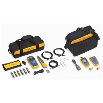 Fluke Networks CIQ-FTKSFP SimpliFiber Pro Kits Copper and Fiber Technicians Kit