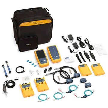 Fluke Networks DSX-5000Mi 120 1 GHz DSX Cable Analyzer with MM OLTS