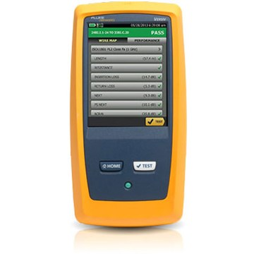 Fluke_DSX Cable Analyzer Series_Front fluke networks dsx 8000 cableanalyzer tequipment net dsx panel wiring diagram at reclaimingppi.co
