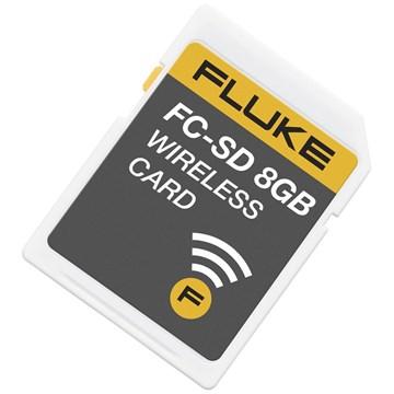 Fluke FC-SD 8GB Connect Wireless SD Card