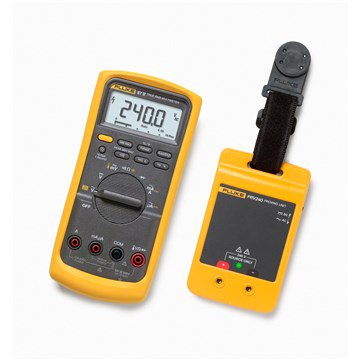Fluke PRV240 Proving Unit Kit with F-87V