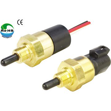 GEMS Sensors CAP-300 Series Capacitance Level Sensor Brass