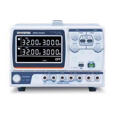 Instek GPE-3323 3 Channels, 217W Linear DC Power Supply