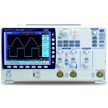 Instek GDS-3000 2-Channel, Visual Persistence Oscilloscope
