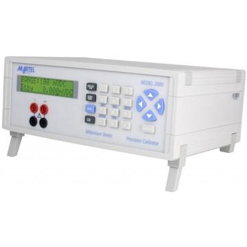 Martel 1919092 M2000A Precision V/I Source Calibrator, 120 VAC Power