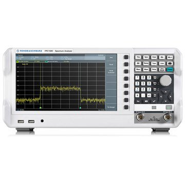 Rohde & Schwarz FPC1500 5kHz-1GHz Spectrum Analyzer with Tracking Generator