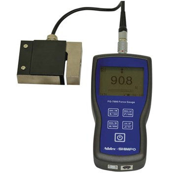 Shimpo FG-7000L Digital Gauge with connected Cell Load