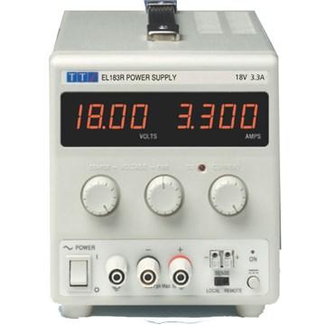 TTi EL183R Linear Regulated Precision DC Bench Power Supply