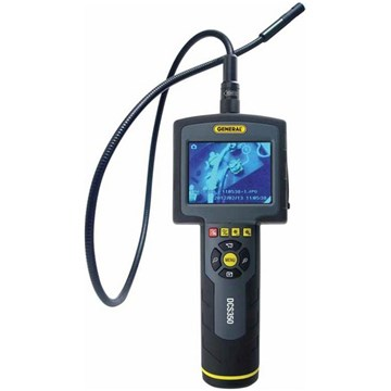 General DCS350 Ruggedized Recording Video Inspection System