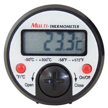 General DST570 Digital Surface High Range Probe Thermometer