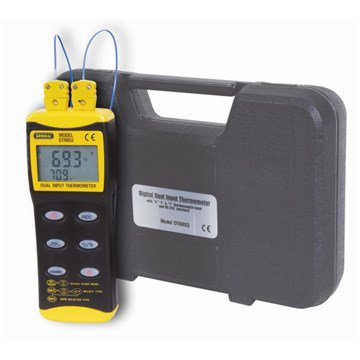 General DT8811WP Digital Waterproof Thermometer with Rubber Cap