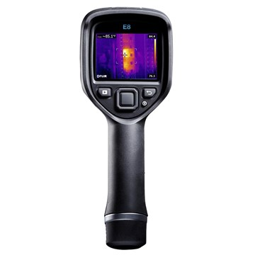FLIR E8 Thermal Imager with MSX Technology