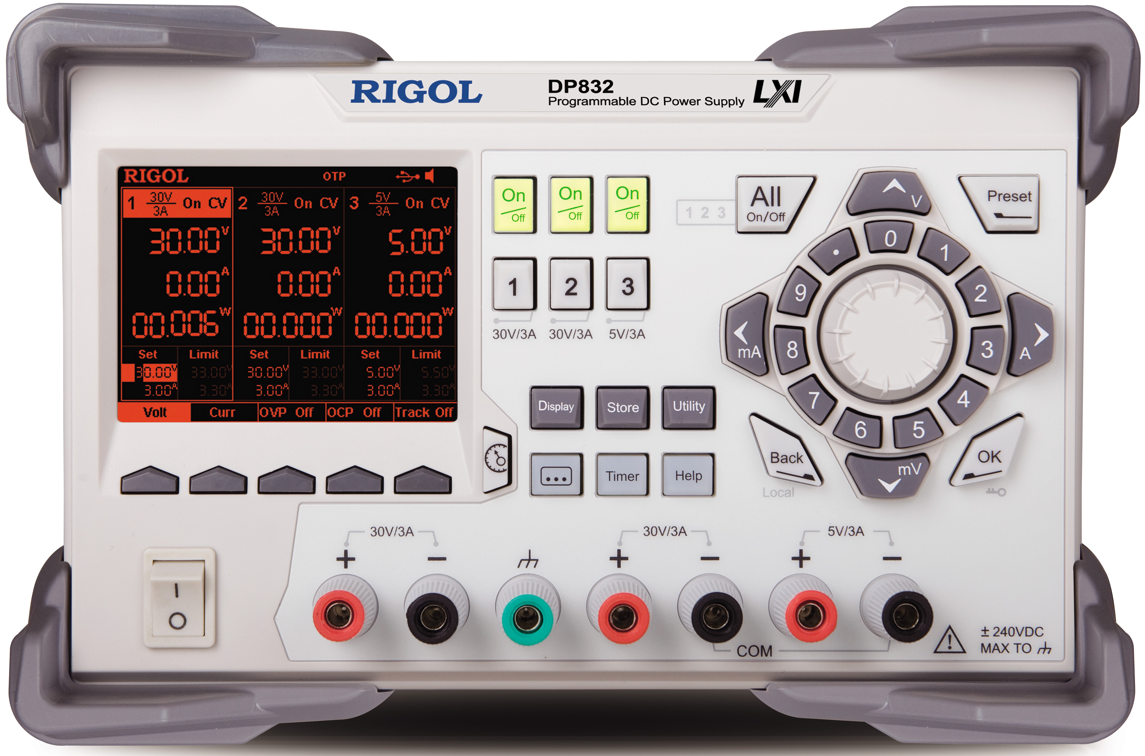 Rigol Complete Lab Kit Circuit Construction Acdc Virtual Screenshot 1 In The Dg1022