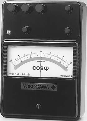 Yokogawa Portable Power Factor Meters 2039