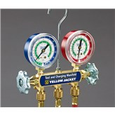 """Series 41 Manifold - with 2.5"""" Gauges"""
